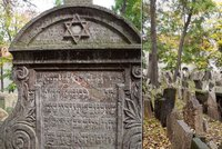 Na Starém židovském hřbitově nepohřbívají už 230 let: Zákaz vydal Josef II.