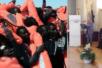 Čeká nás obří uprchlická krize, přijdou miliony lidí, varují odborníci