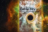 Recenze: Stephen Hawking o černýcch dírách jasně a srozumitelně