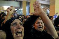 Odplata za útoky na křesťany? Egypt zřejmě bombarduje jiné teroristy