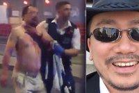 Novináře bodli do krku v Londýně: Rodina ho viděla v médiích, pak se po něm slehla zem