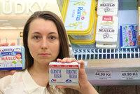 Máslo je nejdražší v historii! Proč stojí kostka až 50 korun?