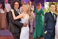 Co se dělo na svatbě Banášové po obřadu? Živočišná Adela překvapila!