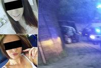 Lidé se báli na Nikolu B. (†21) sahat, říká svědkyně nehody dívek ze šíleného videa