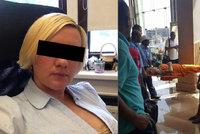 Za pobodanou Lenkou přiletěla do Egypta matka. Češka dostává léky na ředění krve