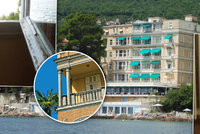 Miroslava (†46) v Chorvatsku zabilo zábradlí: Hotel se rozpadá, tvrdí turisté