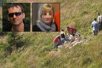 Marta (†59) s instruktorem Petrem (†38) spadli při paraglidingu, ani jeden nepřežil