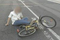 Opilec (36) spadl z kola, ještě za hodinu nadýchal 3,61 promile: Doktora si zavolal sám
