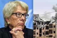 Poslala před soud Miloševiče, Asada vzdala. Vlivná prokurátorka v Sýrii končí
