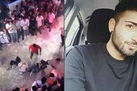 Brutální útok na dovolené: Tři Rusové ubili Niccolu (†22) na tanečním parketu
