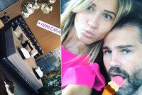 Jágr s Kopřivovou u Babiše na Čapím hnízdě: Svatba, nebo kšeft? Drsná kritika přišla okamžitě