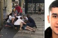 Řidič dodávky smrti z Barcelony zřejmě žije a je na útěku. Policie má nového podezřelého