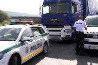 Záhadná smrt řidiče kamionu: Tělo našli vedle jeho tahače