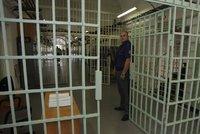 Děti má právo po rozvodu vídat i za mřížemi: Vězně z Rapotic se zastal Ústavní soud