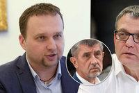 """Zaorálek a Jurečka """"vyměkli"""". Babišovo ANO už pro ně opět není úplné tabu"""