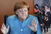 """""""Spáchala velezradu."""" Na Merkelovou podali Němci přes tisíc trestních oznámení"""