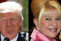 """""""Už žádný New York ani Saint-Tropez?"""" Trumpové se nechtělo dřít roky v Praze"""