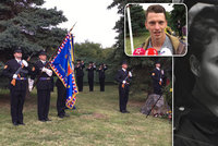 Policistu Michala Braniše (†26) zastřelili před 20 lety: O tátovi poprvé promluvil jeho syn