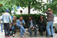 Neuvěřitelná sounáležitost bezdomovců: Čtyři z pěti zemřeli během půl roku