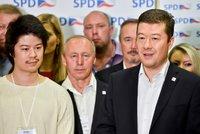 Okamurův syn se distancuje od otcova hnutí: Na oslavách jsem byl z povinnosti