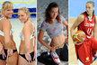Vyberte si svou Miss olympiády 2012! Která z českých sportovkyň, které budou bojovat v Londýně o medaile, je nejkrásnější?