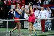 Kediná srbská tenisová radost: Ana Ivanovičová porazila ve finále unavenou Petru Kvitovou