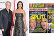 Catherine Zeta-Jones a Michael Douglas se podle amerického bulvárního časopisu National Enquirer rozvádí