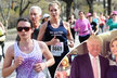 Ivanka Trump se zúčastnila půlmaratonu.