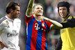 Gareth Bale, Bastian Schweinsteiger i Petr Čech by mohly v létě změnit dres