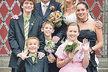 2006 Horákovi: Rodinný seriál točila rok, díky roli nemusela chodit do školy.