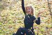 V taneční škole Jana Ondera je Lucie kmenovou tanečnicí.