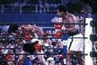 V boji s Kenem Nortonem v září 1976