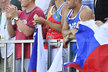 Fanoušci sledovali český tenisový souboj o třetí místo