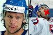 Slovenští hokejisté mají po odchodu Richarda Zedníka (vlevo) zakázáno mluvit