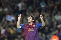Lionel Messi nasázel Mallorce za 17 minut čistý hattrick