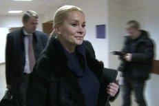 K rozvodovému soudu dorazila pouze Renáta Řepková, Tomáš zůstal v Budějovicích