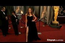 Angelina Jolie na Oscarech