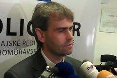 Šéf ÚOOZ Robert Šlachta k objasnění vraždy expolicisty