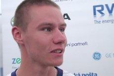 Maslák je mistrem Evropy v běhu na 400 metrů z letošního roku.