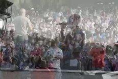 Rytmus pobláznil publikum v Chomutově