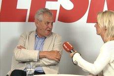 Proč nechce Miloš Zeman tahat svou rodinu do volební kampaně