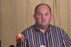 Tisková konference šéfa fotbalové asociace Miroslava Pelty k dokumentům Sparty o údajné korupci