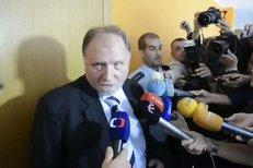 Vyjádření Dalíkova právníka Tomáše Sokola k propuštění na svobodu.