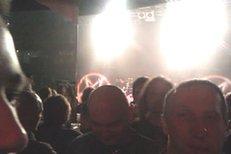 Václav Klaus ml. vyrazil na koncert metalové kapely Anthrax a pěkně si tam zahrozil