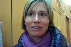 Kateřina Rachůnková předala postiženým auto za milion