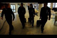 Stanislav Tecl odletěl společně s Davidem Limberským a Vladimírem Daridou z Kypru do Turecka za reprezentací