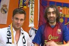 Real Madrid, Barcelona – a krásné dívky! Co víc si můžou fanoušci v čele s Leošem Marešem i Jakubem Kohákem přát?