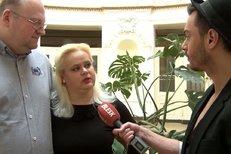 exluzivní rozhovor s Monikou Štikovou o porodu Quentina