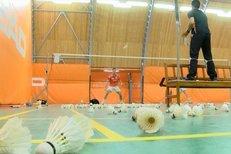Špičkový kouč badmintonisty Koukala? Za 100 tisíc měsíčně