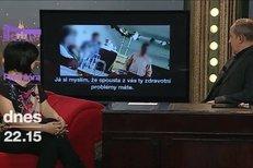 Autorka filmu Šmejdi Silvie Dymáková v Show Jana Krause